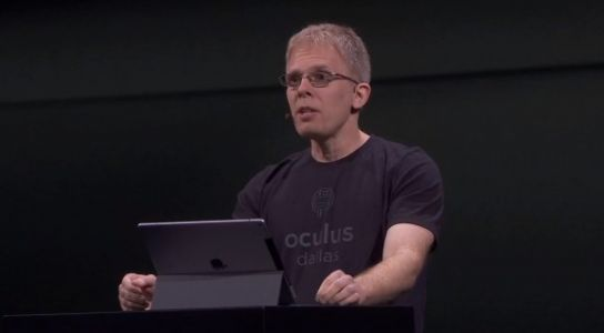 Oculus CTO Carmack plans microSD and low-power support for Go, more for Go 2