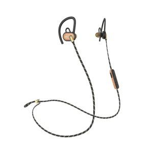 House of Marley Uprise eco-friendly earphones