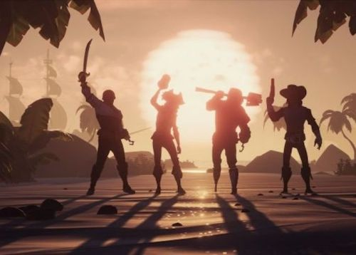 Sea of Thieves coming to Steam with crossplay