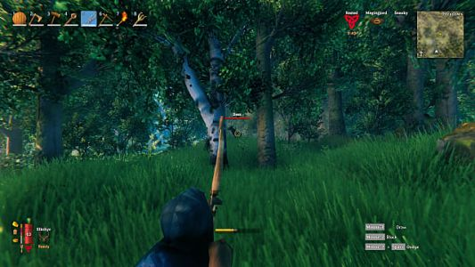 The Valheim Backstab: How to Master This Critical Attack