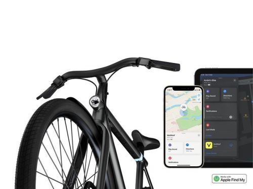 VanMoof S3 and X3 e-bikes now support Apple's Find My network
