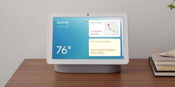 Google Nest Hub Max will be available starting September 9