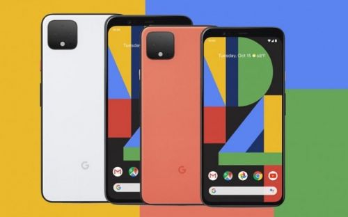 Google Pixel 4 and Pixel 4 XL smartphones get official