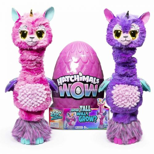 The fun will never end with these Hatchimal toys