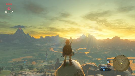 Zelda: Breath of the Wild sequel could already be in the works