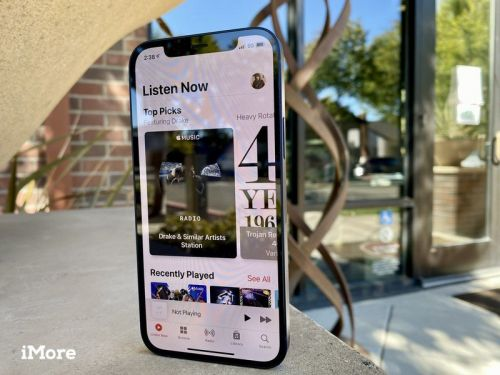 Update for Apple Music on Android brings all of iOS 14's best features