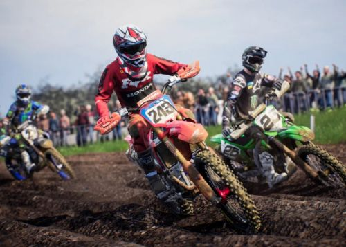 MXGP 2020 motocross racing game launches