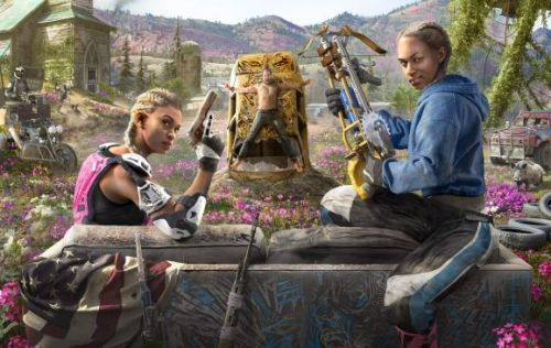 Far Cry: New Dawn is the followup to Primal and Blood Dragon