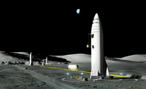 SpaceX indicates it will manufacture the BFR rocket in Los Angeles