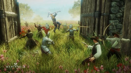 Amazon's old-timey MMORPG New World is coming out May 2020