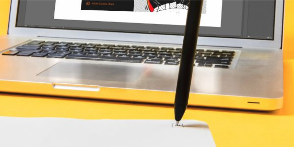 Adobe and Moleskine bring paper drawing to the Mac with Creative Cloud connected notebook