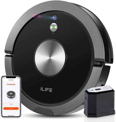 These ILIFE Robot Vacuums Are Crazy Cheap Today