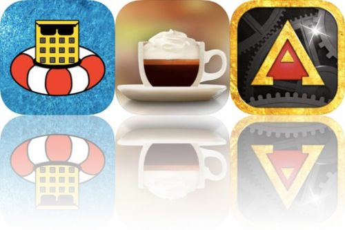 Today's Apps Gone Free: Pool Calculator, Aureus Prime and The Great Coffee App
