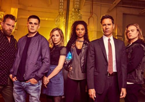 Get your binge on: Season 3 of sci-fi gem Travelers is out now