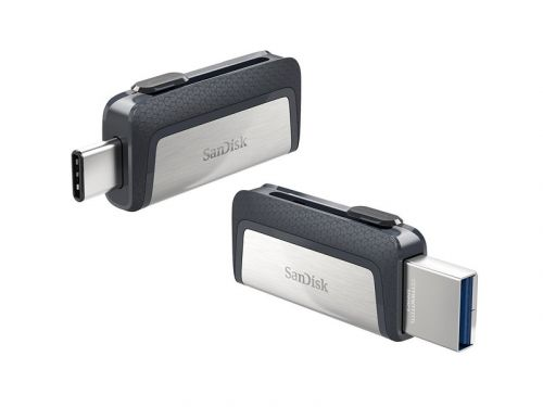 Grab SanDisk's 256GB dual drive with USB-C for just $65 today
