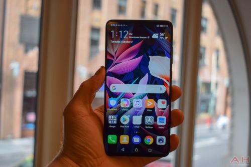 Hands On With Huawei Mate 20 & Mate 20 Pro Android Flagships