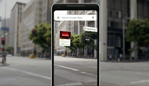 Google Maps unveils its first-ever augmented reality interface