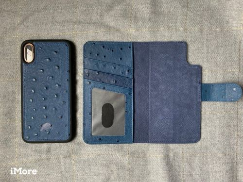 Get the best of both worlds with Burkley's 2-in-1 Wallet iPhone Case