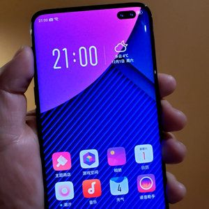 New Galaxy S10+ mockups and screen protectors prep us for dual in-display cameras