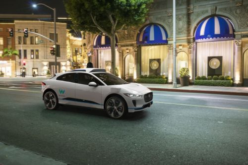 A cab ride in a Jaguar? Waymo will go classy for 20,000 electric robotaxis