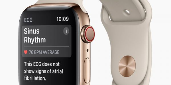 Apple Watch Series 4 more than 98% accurate at detecting AFib, finds study