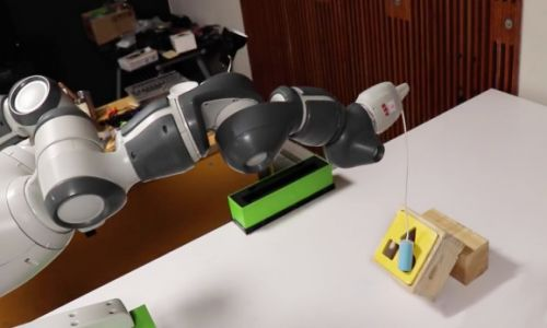 Nvidia robotics researchers blur line between simulation and the real world