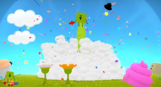 Wattam hands-on - explosions and dancing poop bring the world together