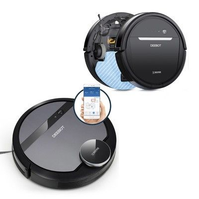 These Ecovacs Robot Vacuums are heavily discounted for Prime members today only