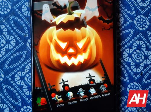 Top 10 Best Halloween Icon Pack & Wallpaper Android Apps - 2020