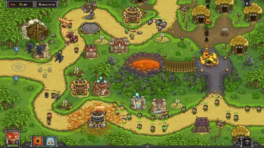 Kingdom Rush Frontiers TD+ is coming to Apple Arcade soon