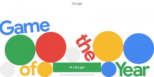 Google releases fun 'Game of the Year' that quizzes you on 2018's top trends