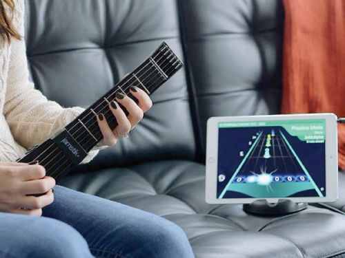 Get The Awesome Jamstik+ Portable Smart Guitar For $269.99