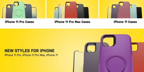 OtterBox iPhone 11 cases keep your new device as safe as possible