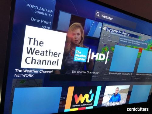 How to stream The Weather Channel once you've cut the cord