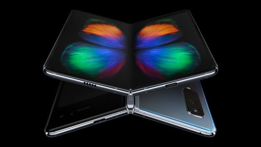 Samsung Galaxy Fold video shows worrying screen crease