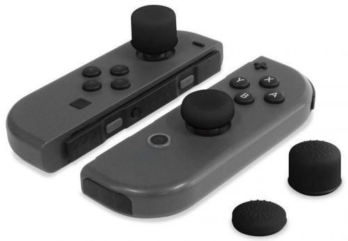 Make your Nintendo Switch more comfortable to hold with these thumb grips