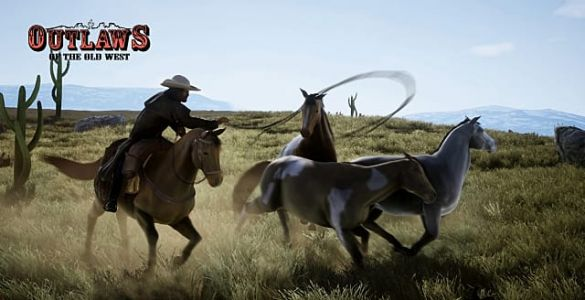 Outlaws of the Old West Brings Survival To The American Plains