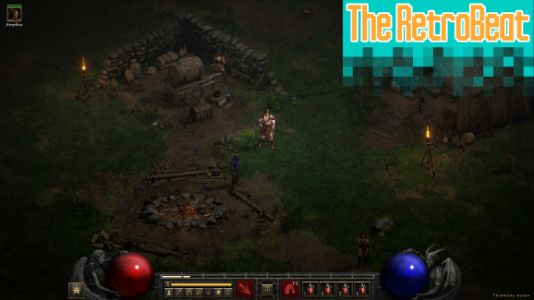 The RetroBeat - Diablo II: Resurrected gives a diabolically good first impression