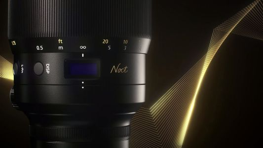 We could see Nikon's ultra-fast 58mm f/0.95 prime in January