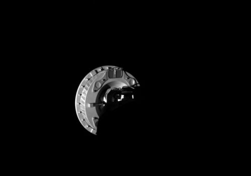 NASA's daring asteroid mission unfurls its sampling arm for the first time