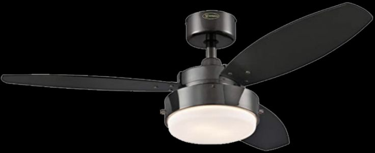Add a ceiling fan and light at the same time with these great options