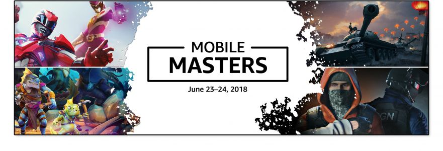 """Amazon's """"Mobile Masters"""" Takes Place This Weekend and Here's When and How You Can Stream The Event"""
