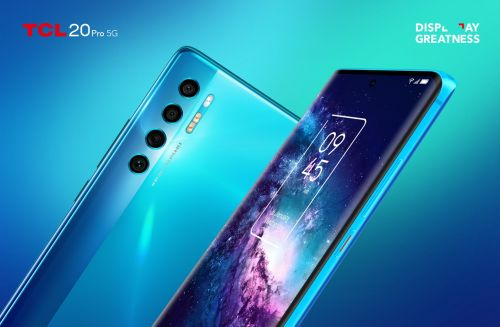 TCL brings the 20 Pro 5G, 20S, and TCL 20 SE to the US