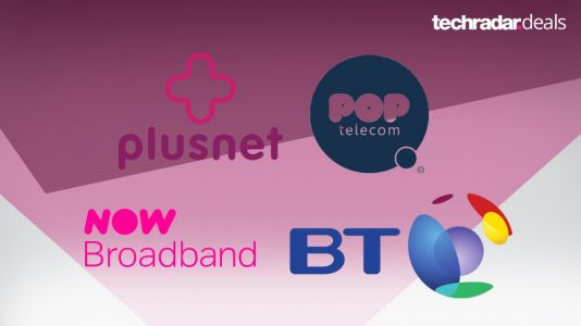 Broadband deals of the week: hot new offers from Plusnet, BT, NOW and POP