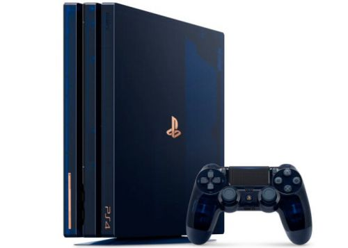 500 PlayStation 4 Pro Limited Edition Preorders Open