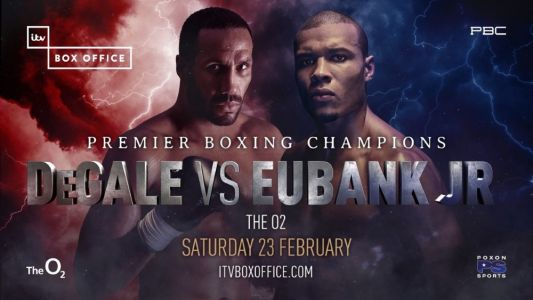 DeGale vs Eubank Jr live stream: how to watch the fight online from anywhere
