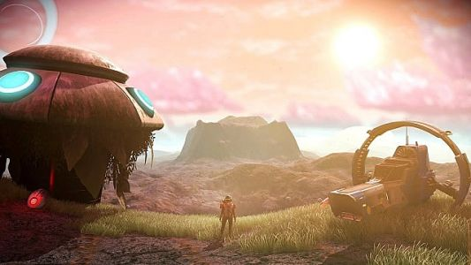 No Man's Sky Adding VR Support This Month With Beyond Update