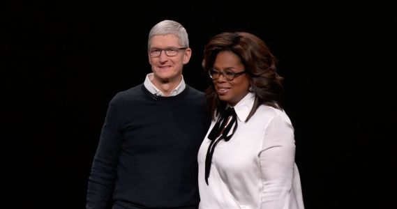 Apple uploads full 'It's show time' event keynote video to YouTube