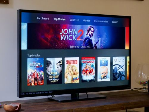 Apple TV is listed on Amazon, signaling release of Prime Video app