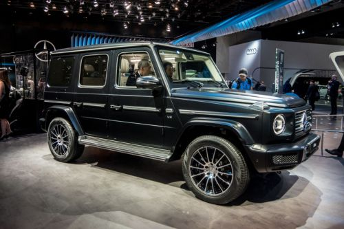 The new 2019 G-Class: Mercedes-Benz reinvents the dinosaur
